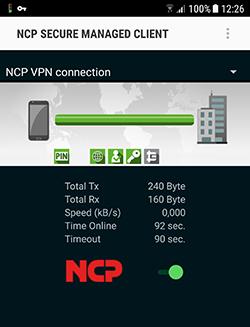 VPN Client Suite (IPsec) with central Management for Windows 10 8 7
